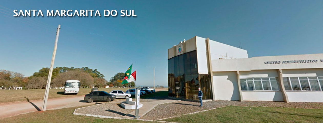 Santa Margarida do Sul Rio Grande do Sul fonte: amfro.org.br