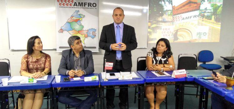 Fotos – Assembleia AMFRO – Posse Presidente Bonotto – 20.02.2019