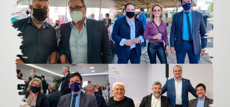 PREFEITOS DA AMFRO PARTICIPARAM DE ASSEMBLEIA GERAL DA FAMURS